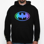 Sudadera batman retro